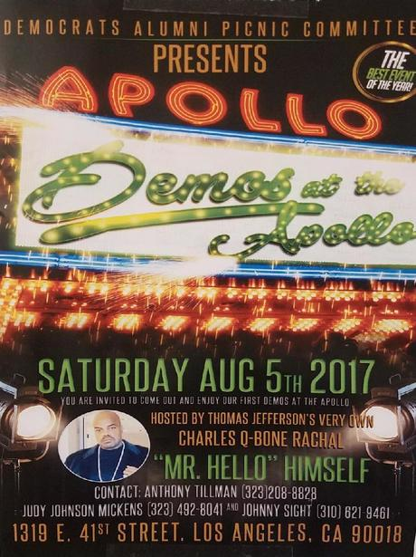 Demos At The Apollo